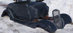 JPM HotRods  com - Fiberglass Bodies